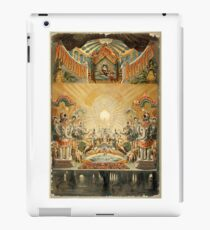 Arabian nights - Courier - 1888 iPad Case/Skin