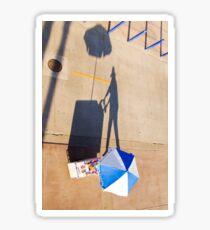 Shadow À la mode Sticker