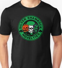 Silver shamrock Unisex T-Shirt