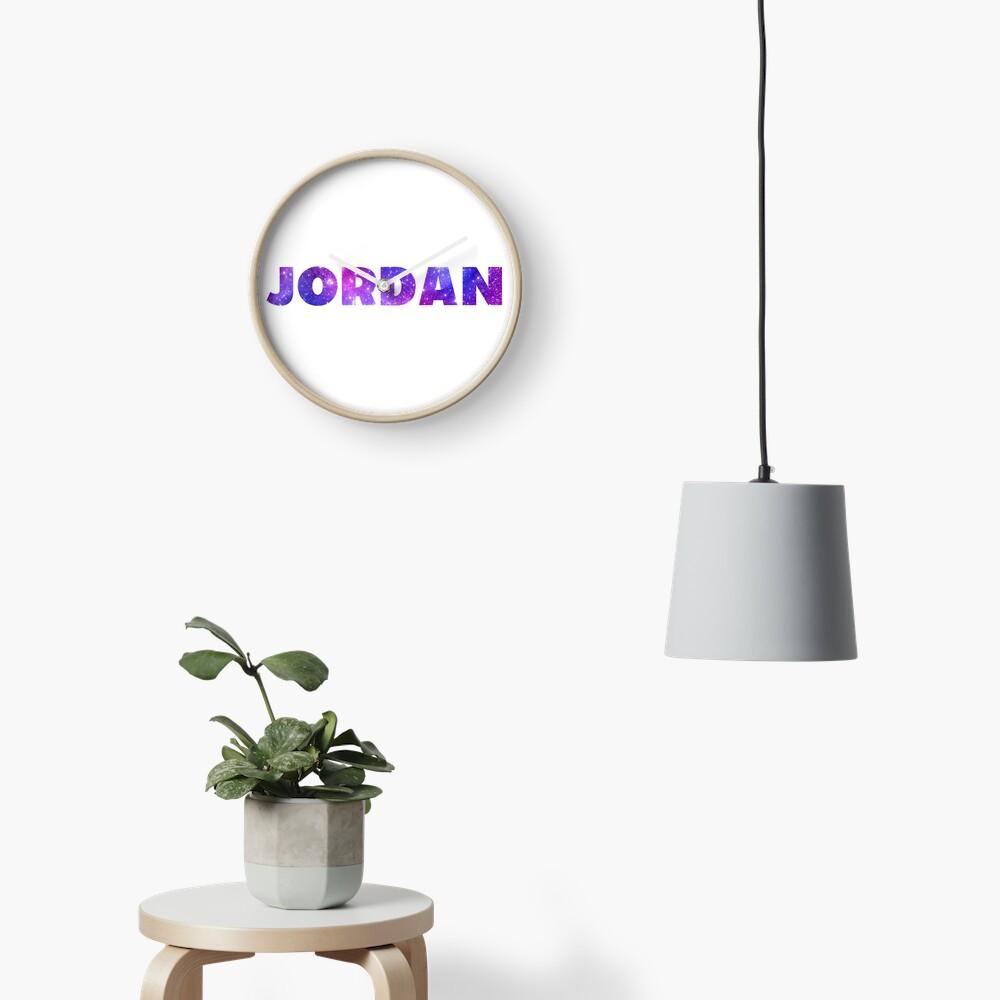 Jordanien Uhr