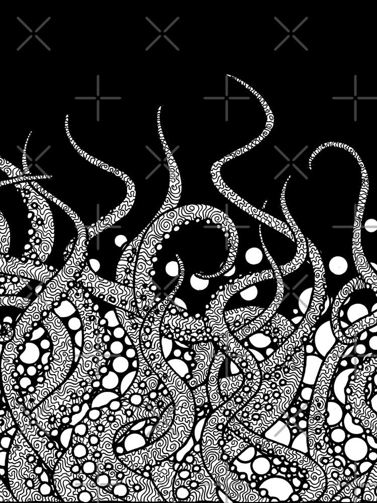 Tentacles by Papagaeio