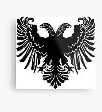 Albanian Flag Metal Print  sc 1 st  Redbubble & Albanian Eagle: Wall Art | Redbubble