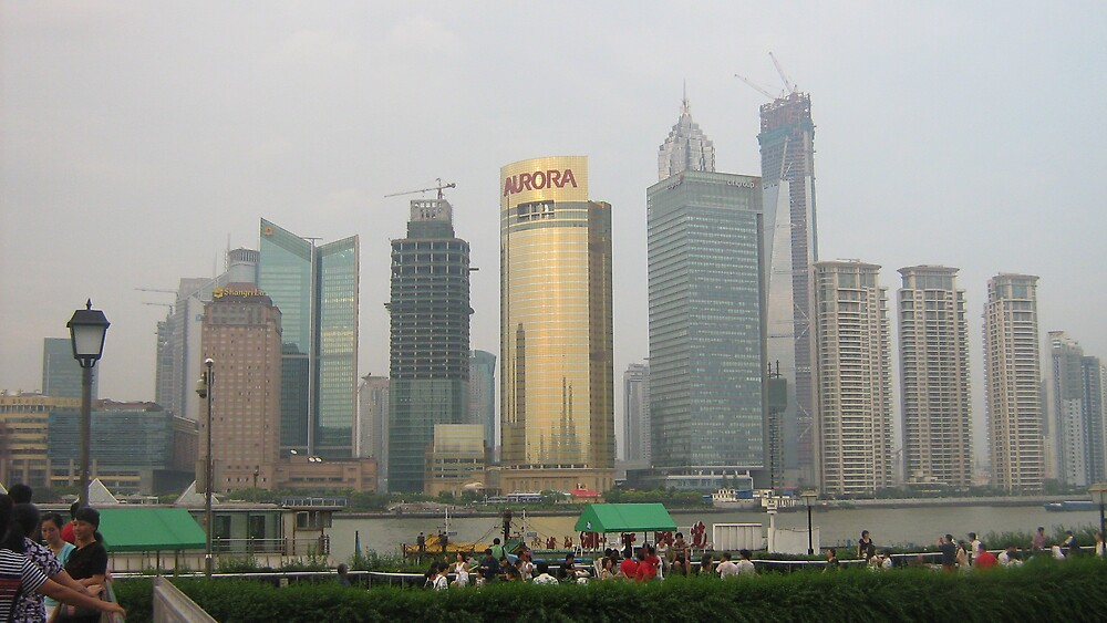 Pudong by pgronan