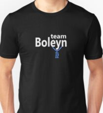 Team Boleyn on black Unisex T-Shirt