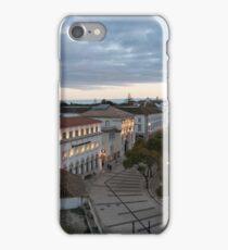 Gentle Dusk in Faro Portugal iPhone Case/Skin
