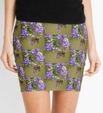 Save The Bumble Bee Mini Skirt