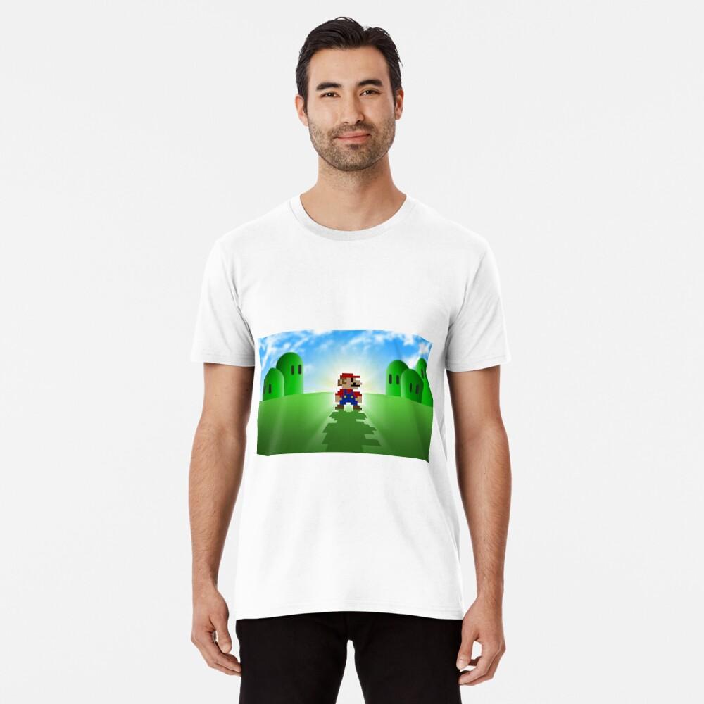 Mario Premium T-Shirt