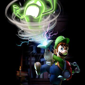 Luigi by saikoy