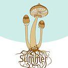 mushrooms by yatskhey