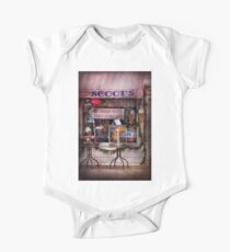 Cafe - Clinton, NJ - The luncheonette  One Piece - Short Sleeve