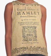 Shakespeare, Hamlet 1603 Contrast Tank