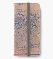 Annapurna Trek iPhone Wallet/Case/Skin