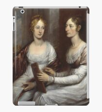 John Trumbull - The Misses Mary And Hannah Murray iPad Case/Skin