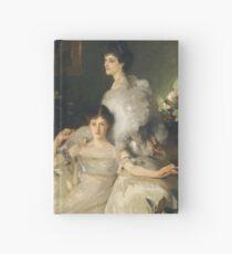 John Singer Sargent - The Wyndham Sisters Hardcover Journal