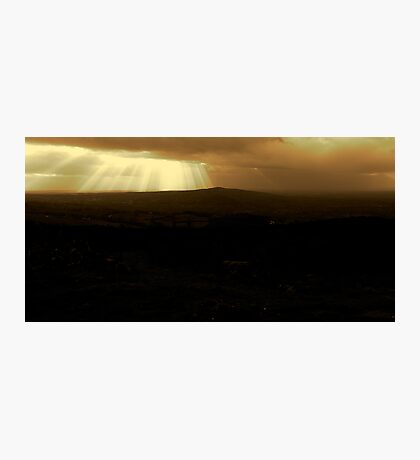 Ray Of Light Photographic Print