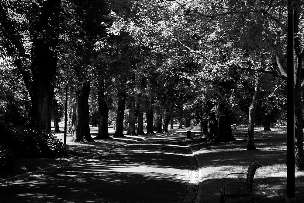 Fitzroy Gardens by lewildbeast