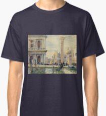 John Singer Sargent - The Piazzetta Classic T-Shirt