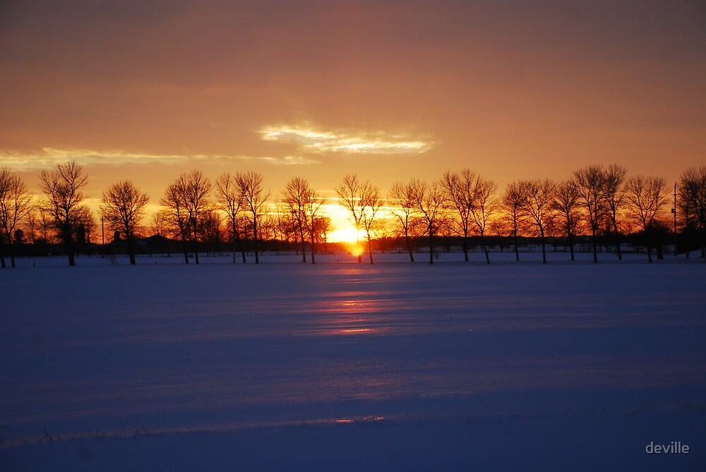 THE SUN by deville
