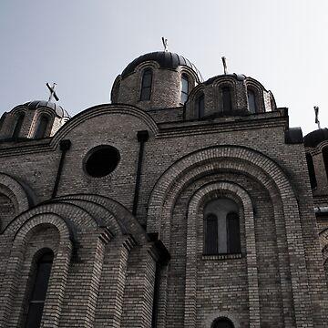 Kosovo Monastery by Logan5150