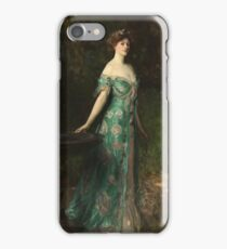 John Singer Sargent - Portrait Of Millicent, Duchess Of Sutherland iPhone Case/Skin