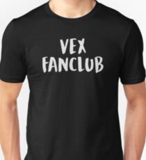 VEX FANCLUB (W) - Dungeons and Dragons - Critical Role Fan Design Unisex T-Shirt