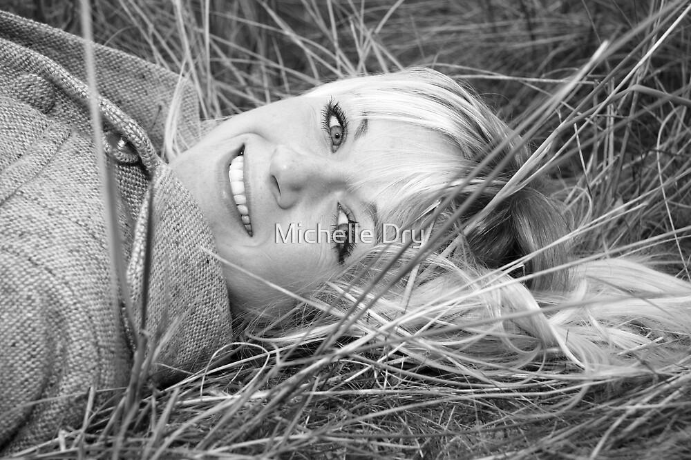 Portrait by Michelle Dry