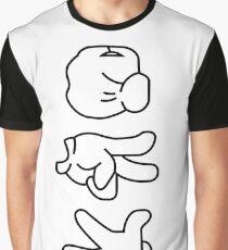 rock scissor paper Graphic T-Shirt