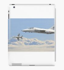 Italian Air Force - Ghibli iPad Case/Skin