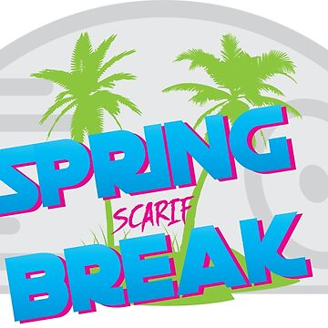 Spring Break Scariff by wreckitash