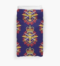Badge of the Canadian Armed Forces Duvet Cover