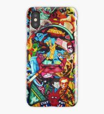 Bill Murray Junk Drawer Scavenger Hunt in Sharpie Marker iPhone Case/Skin