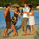 New Years Eve. Plantation Island Resort - Fiji by ebbeck