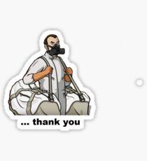 Archer Krieger Sticker