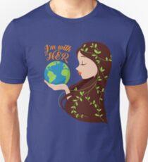 I am Whth HER Unisex T-Shirt