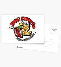 USCM BUG STOMPER! Postcards