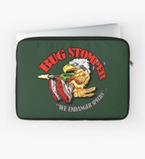 USCM BUG STOMPER! Laptop Sleeve