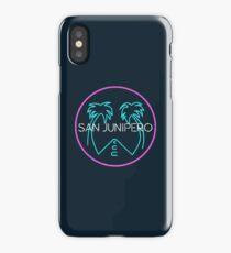 San Junipero - Black Mirror iPhone Case/Skin