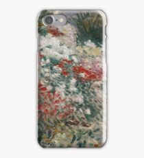 John Singer Sargent - In The Greenhouse1888 iPhone Case/Skin