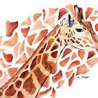 Giraffe by Luke Tomlinson
