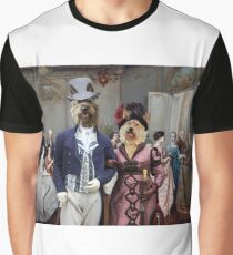Berger Picard - Picardy Shepherd Art Canvas Print  - Elegant Society Graphic T-Shirt