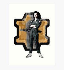 Ripley '79 Art Print