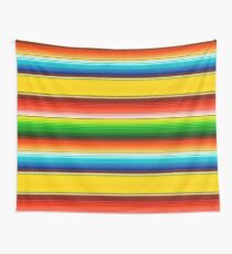 Mexican vintage pattern Wall Tapestry