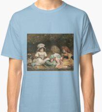 John Everett Millais - Afternoon Tea (The Gossips) Classic T-Shirt