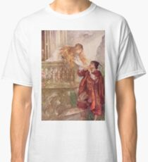 John H. F. Bacon - Romeo And Juliet From Children S Stories From Shakespeare By Edith Nesbit (1858 - 1924) Pub. By Raphael Tuck & Sons Ltd., London Classic T-Shirt