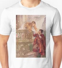 John H. F. Bacon - Romeo And Juliet From Children S Stories From Shakespeare By Edith Nesbit (1858 - 1924) Pub. By Raphael Tuck & Sons Ltd., London T-Shirt