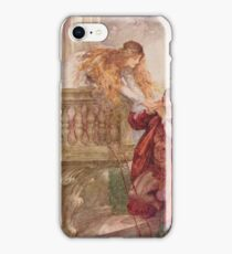 John H. F. Bacon - Romeo And Juliet From Children S Stories From Shakespeare By Edith Nesbit (1858 - 1924) Pub. By Raphael Tuck & Sons Ltd., London iPhone Case/Skin