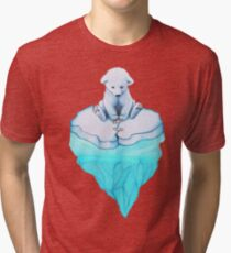 save the world!!! Tri-blend T-Shirt