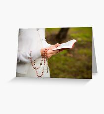 Blessings from God Greeting Card