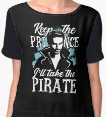 I will take the pirate! Chiffon Top