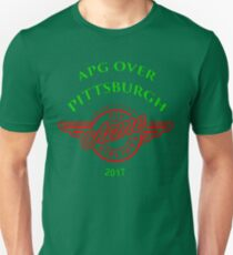 APG over Pittsburgh 2 T-Shirt